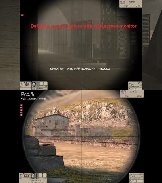 Sniper Optics Enhanced